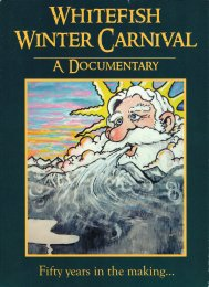 Whitefish Winter Carnival DVD